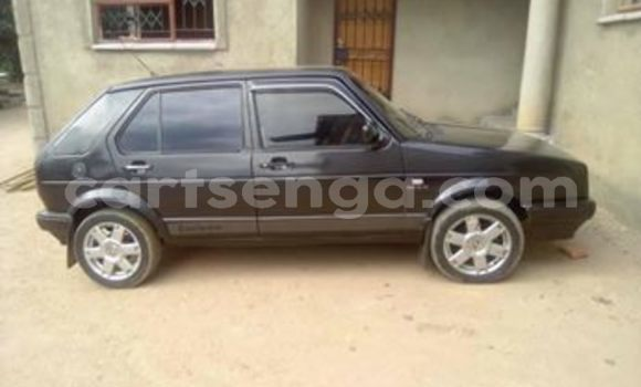 Buy Used Volkswagen Golf Black Car in Manzini in Manzini