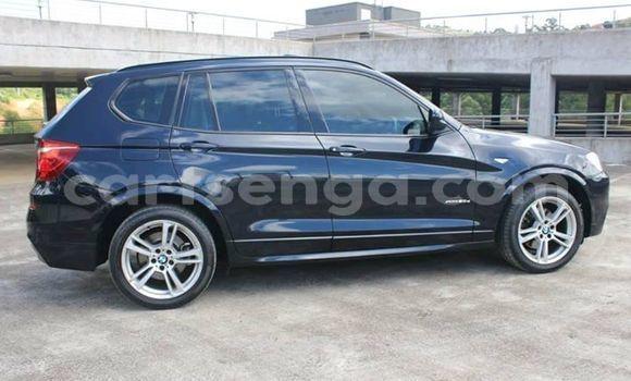 Buy Used BMW X3 Black Car in Manzini in Manzini