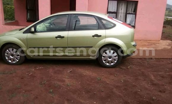 Buy Used Ford Focus Green Car in Manzini in Manzini