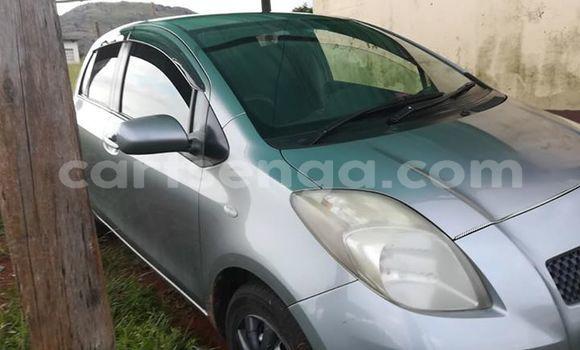 Buy Used Toyota Vitz Silver Car in Mbabane in Manzini