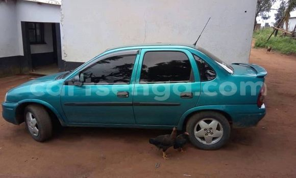 Buy Used Opel Corsa Blue Car in Manzini in Manzini