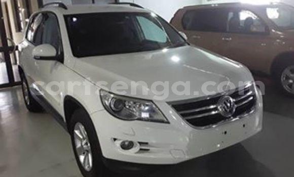 Buy Used Volkswagen Tiguan White Car in Matsapha in Manzini