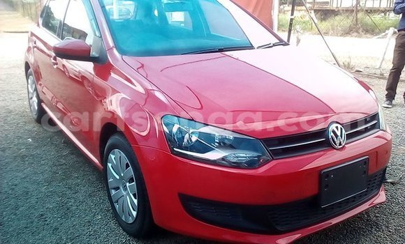 Buy Used Volkswagen Golf Red Car in Matsapha in Manzini