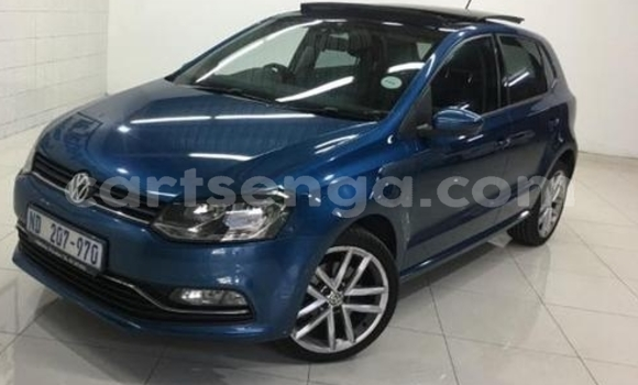 Buy Used Volkswagen Polo Blue Car in Big Bend in Lubombo District