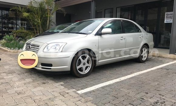 Buy Used Toyota Avensis Silver Car in Manzini in Manzini