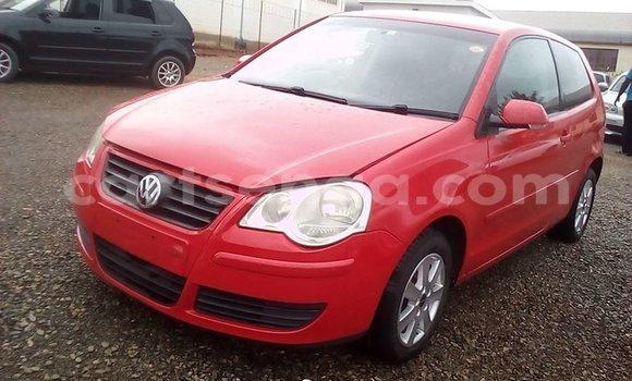 Acheter Occasion Voiture Volkswagen Polo Rouge à Manzini, Manzini