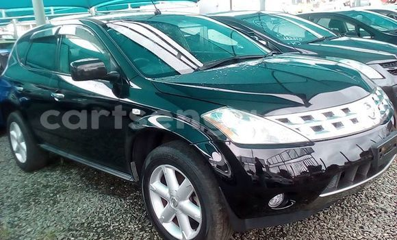 Buy Used Nissan Murano Black Car in Manzini in Manzini