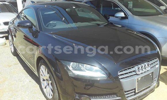 Buy Used Audi TT Black Car in Manzini in Manzini