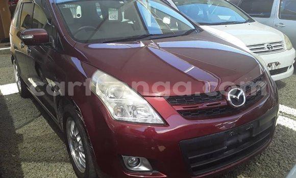 Buy Used Mazda MPV Red Car in Manzini in Manzini