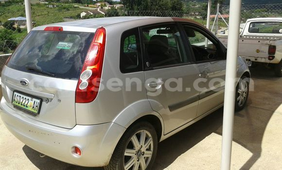 Buy Used Ford Fiesta Silver Car in Malkerns in Swaziland
