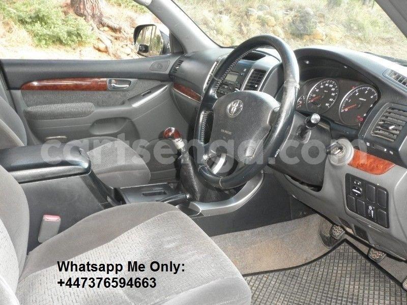 Big with watermark toyota land cruiser prado manzini mbabane 22536