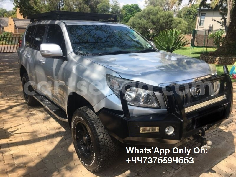 Big with watermark toyota land cruiser prado manzini mbabane 22539