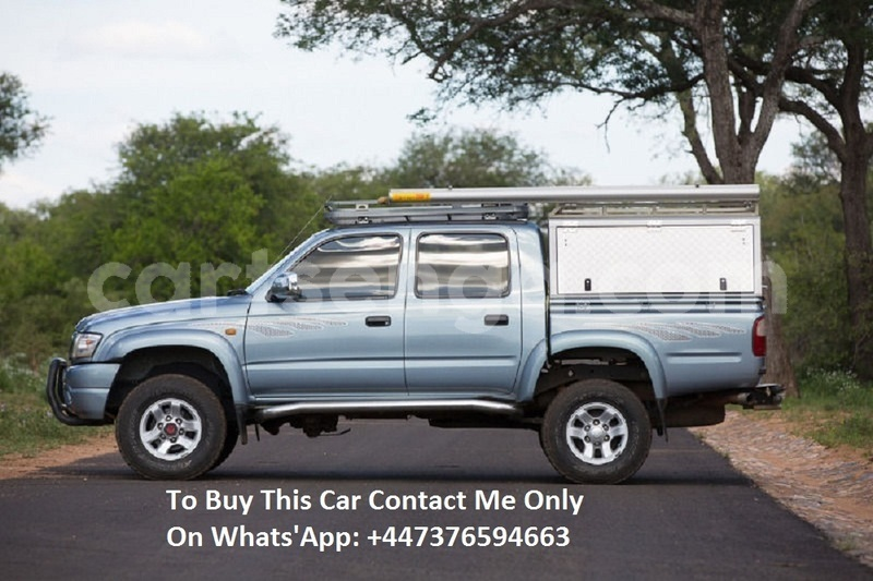 Big with watermark toyota hilux manzini mbabane 22543