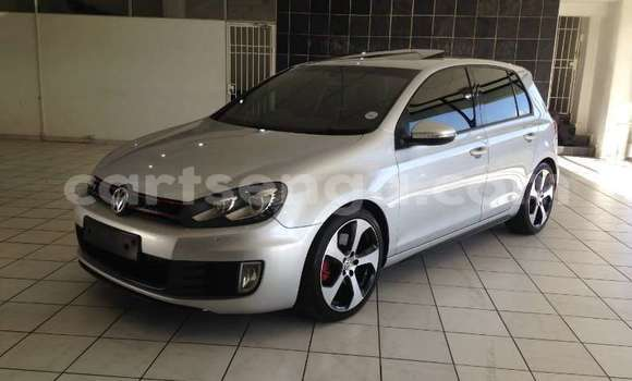 Buy Used Volkswagen Golf GTI Silver Car in Bhunya in Manzini