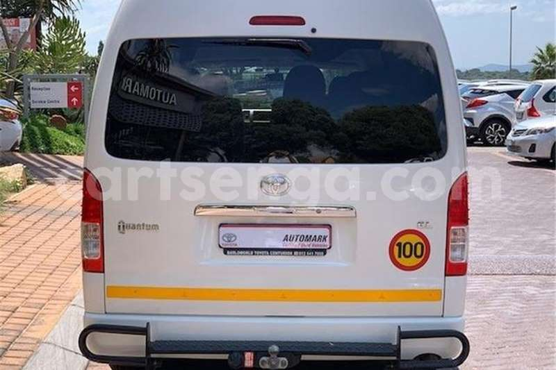 Big with watermark toyota quantum 2 5d 4d gl 14 seater bus 2018 id 61582910 type main