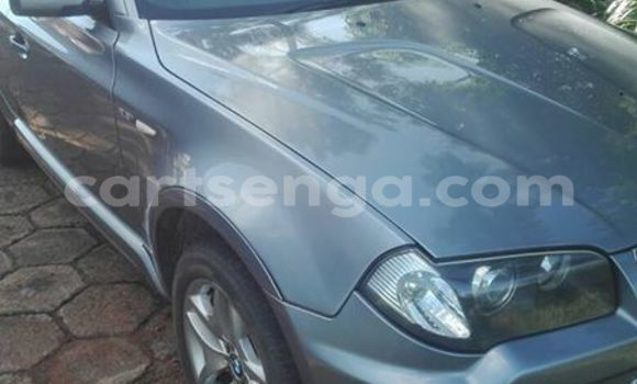 Buy Used BMW X5 Silver Car in Manzini in Swaziland