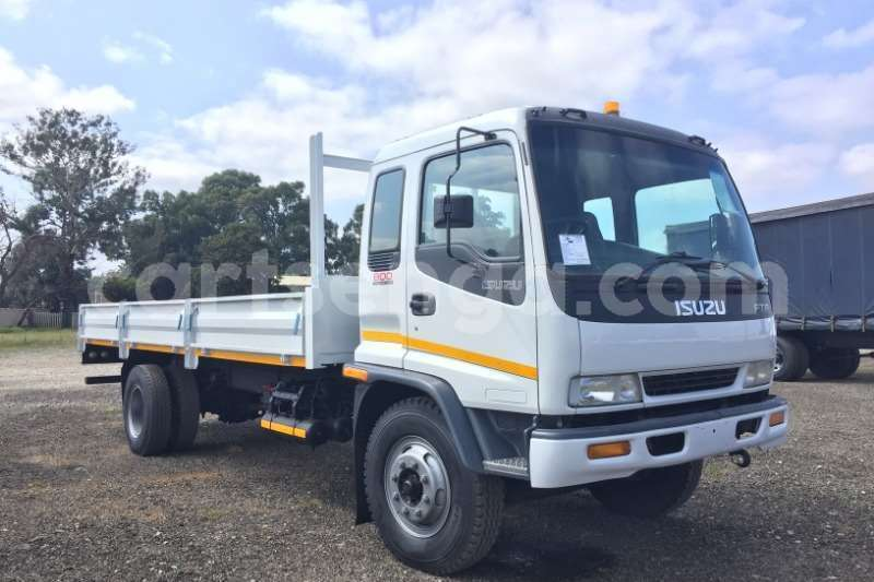 Big with watermark isuzu truck dropside ftr800 dropside 1998 id 62150858 type main