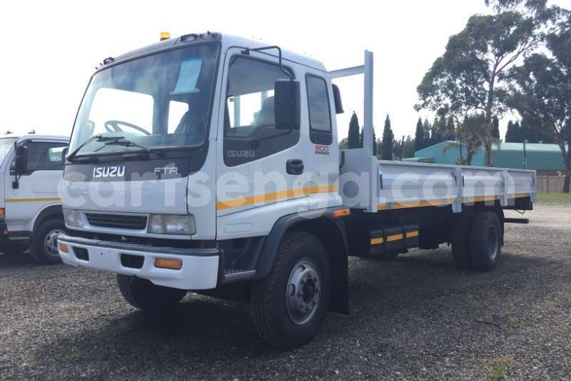 Big with watermark isuzu truck dropside ftr800 dropside 1998 id 62150859 type main