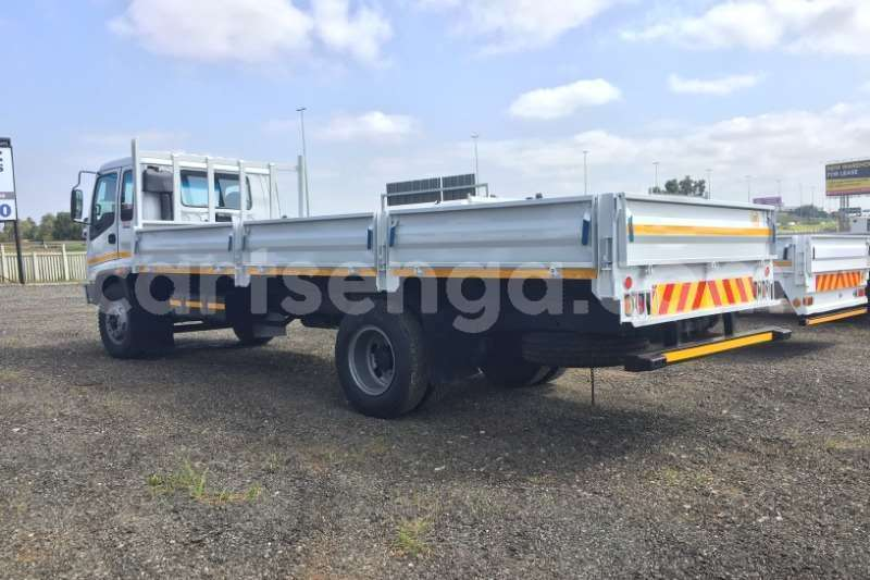 Big with watermark isuzu truck dropside ftr800 dropside 1998 id 62150860 type main