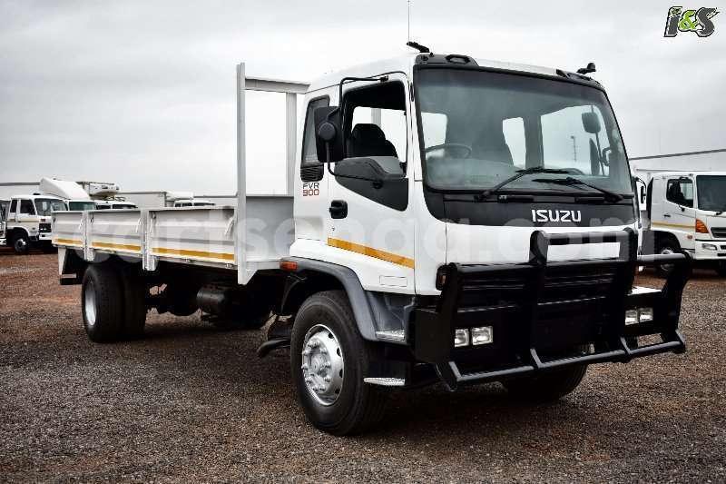 Big with watermark isuzu truck dropside fvr 900 2004 id 60750621 type main