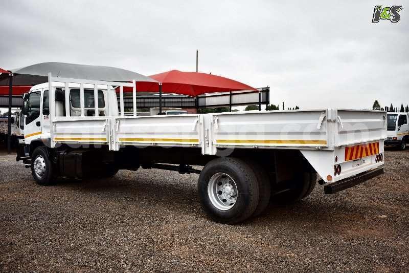 Big with watermark isuzu truck dropside fvr 900 2004 id 60750618 type main