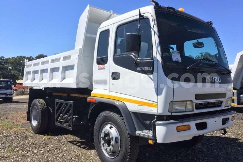 Big with watermark isuzu truck tipper ftr800 tipper 2006 id 62183573 type main