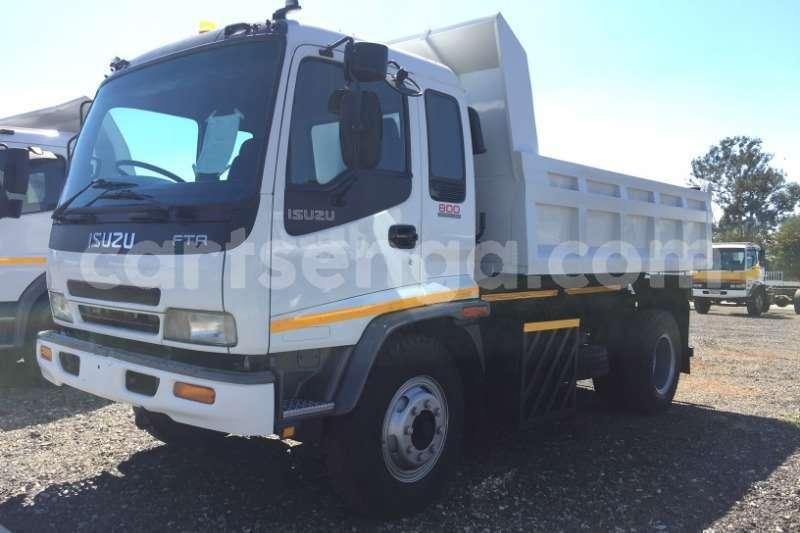 Big with watermark isuzu truck tipper ftr800 tipper 2006 id 62183576 type main