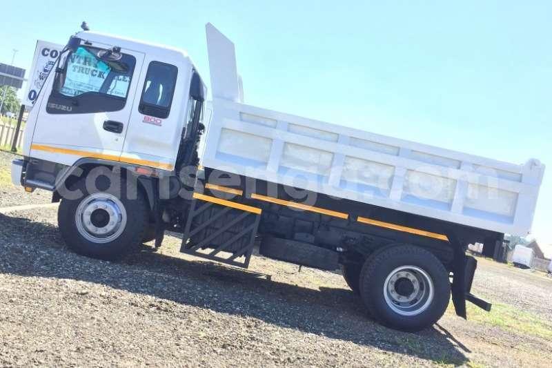 Big with watermark isuzu truck tipper ftr800 tipper 2006 id 62183578 type main