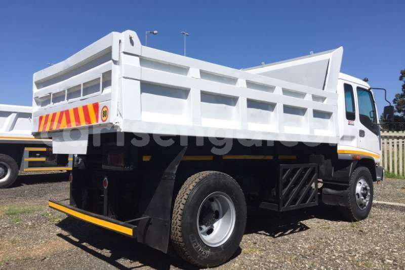 Big with watermark isuzu truck tipper ftr800 tipper 2006 id 62183582 type main