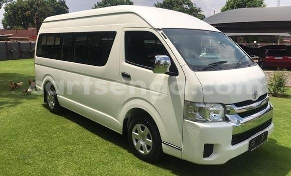 Buy Used Toyota iQ White Car in Big Bend in Lubombo