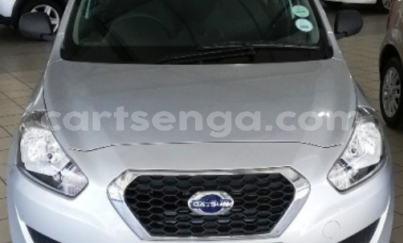 Buy Used Datsun GO Silver Car in Bhunya in Manzini