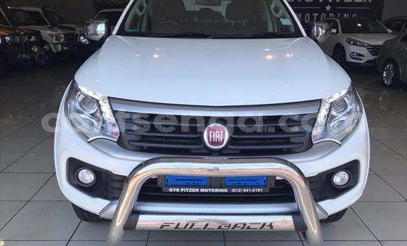 Buy Used Fiat Fullback White Car in Mbabane in Manzini