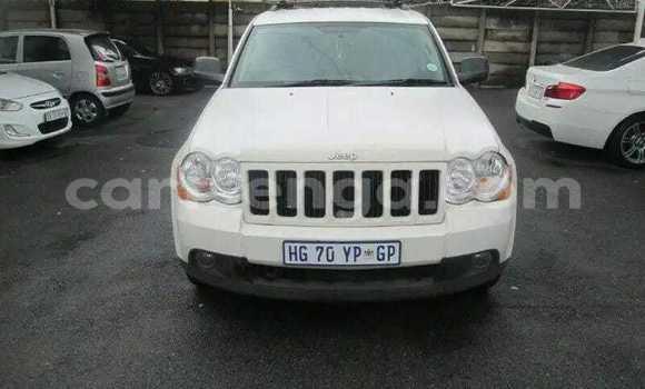 Buy Used Jeep Cherokee White Car in Manzini in Manzini