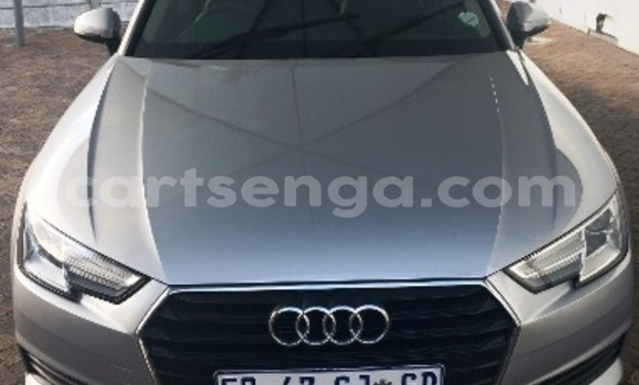 Buy Used Audi A4 Silver Car in Bhunya in Manzini