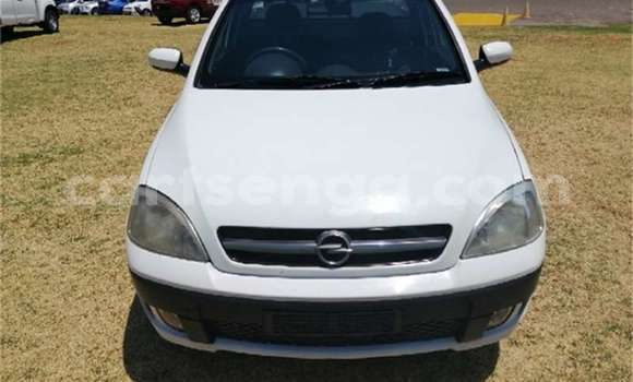 Buy Used Opel Corsa Silver Car in Bhunya in Manzini