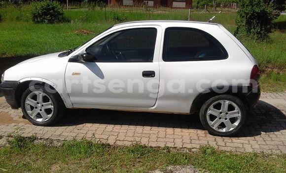 Buy Used Toyota Corsa White Car in Manzini in Swaziland