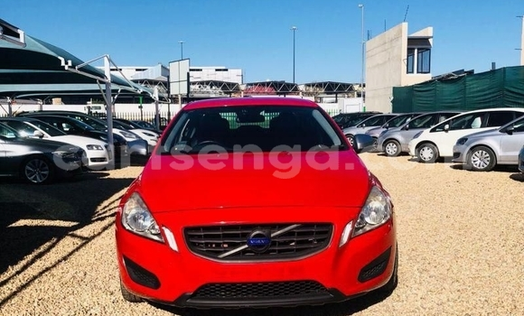 Buy Used Volvo S60 Red Car in Big Bend in Lubombo District