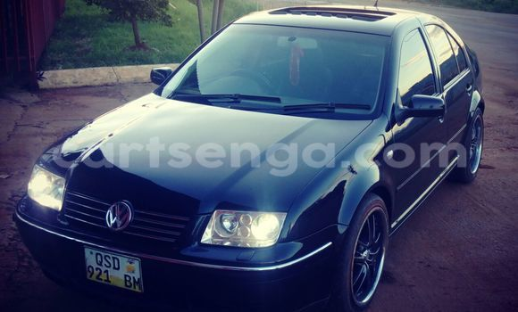 Buy Used Volkswagen Bora Black Car in Mbabane in Swaziland