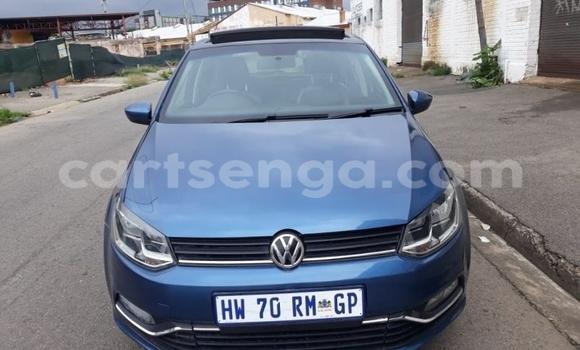 Buy Used Volkswagen Polo Blue Car in Bulembu in Hhohho