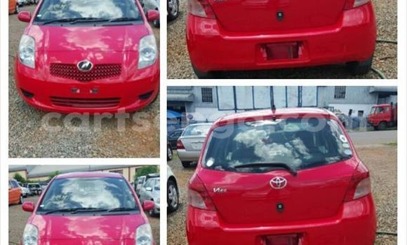 Buy Used Toyota Vitz Red Car in Manzini in Swaziland
