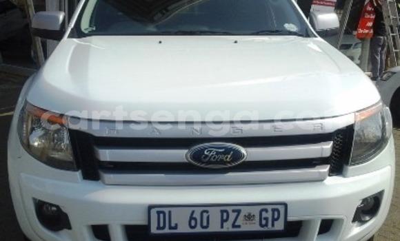 Acheter Occasion Voiture Ford Ranger Blanc à Bhunya, Manzini