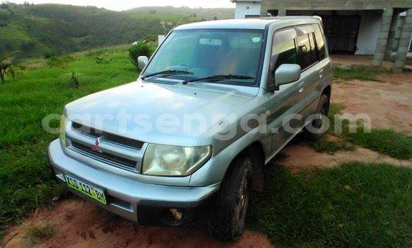Buy Mitsubishi Pajero Silver Car in Manzini in Swaziland