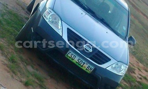 Buy Used Nissan NP200 Silver Car in Manzini in Swaziland