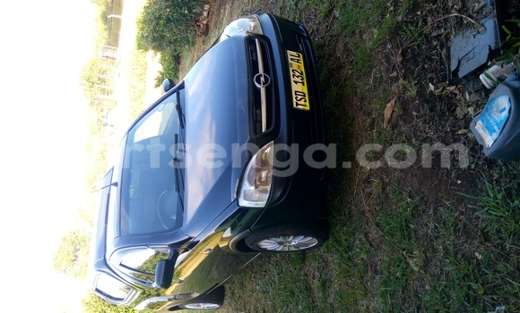 Buy Used Opel Astra Black Car in Simunye in Swaziland