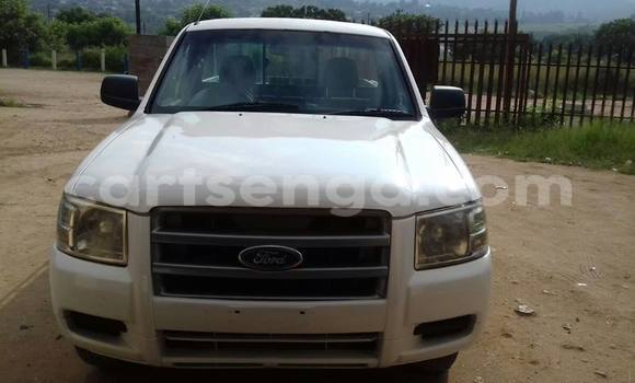 Buy Used Ford Ranger White Car in Manzini in Swaziland