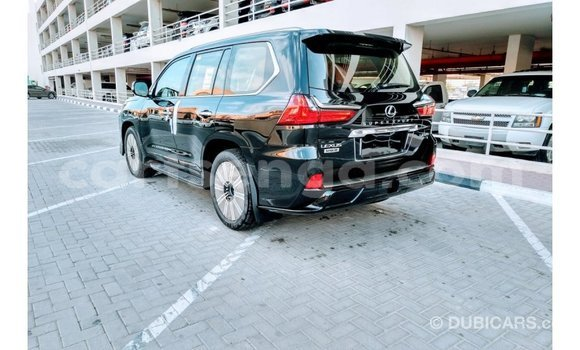 Buy Import Lexus LX Black Car in Import - Dubai in Hhohho