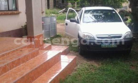 Buy Opel Corsa White Car in Manzini in Swaziland