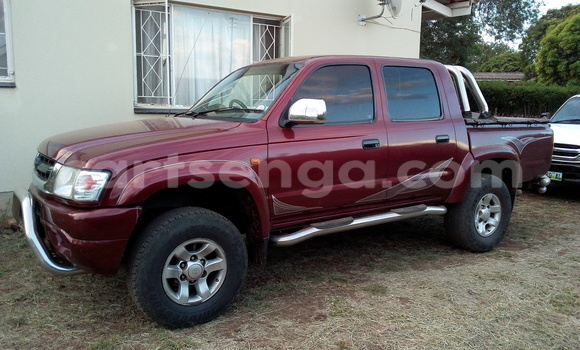 Buy Used Toyota Hilux Other Car in Simunye in Swaziland