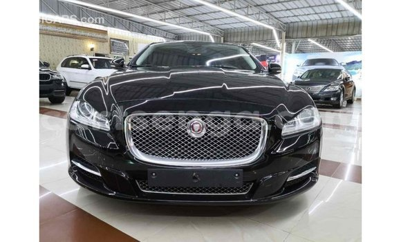 Buy Import Jaguar XJ Black Car in Import - Dubai in Hhohho