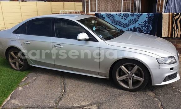 Buy Used Audi A4 Silver Car in Manzini in Swaziland